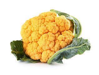 Yellow Cauliflowers