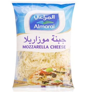 Almarai Shredded Mozzarella Cheese - 200 g