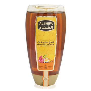 Alshifa Natural Honey Squeeze , 400 g