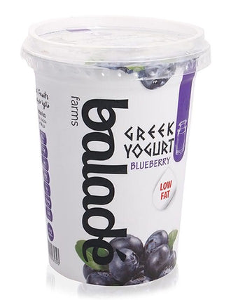 Balade Blueberry Greek Yogurt - 450 g