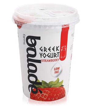 Balade Strawberry Greek Yogurt - 450 g