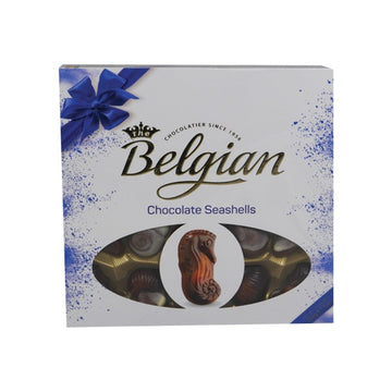 Belgian Chocolate Seashell - 250g