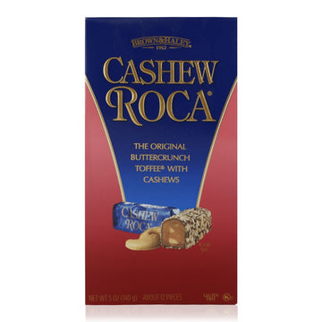 Brown & Harley Cashew Roca Chocolate - 140 g