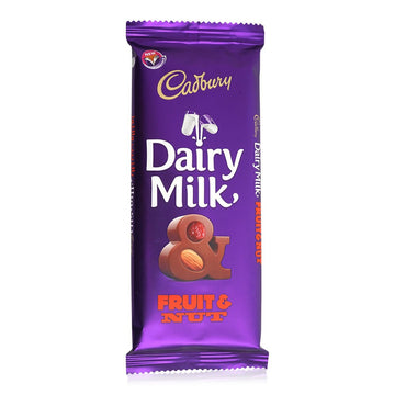 Cadbury Fruit & Nut Chocolate - 100 gm