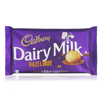 Cadbury Dairy Milk Hazelnut Chocolate, 227 gm
