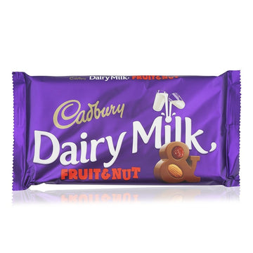 Cadbury Dairy Milk Fruit And Nut, 230 gm