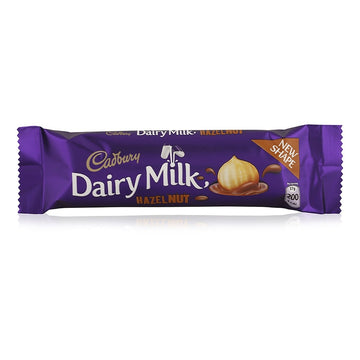 Cadbury Hazelnut Dairy Milk Chocolate - 37 g