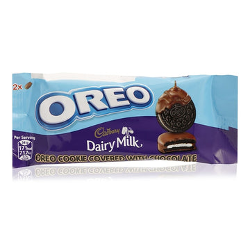 Oreo Chocolate Covered Cookie - 34 g