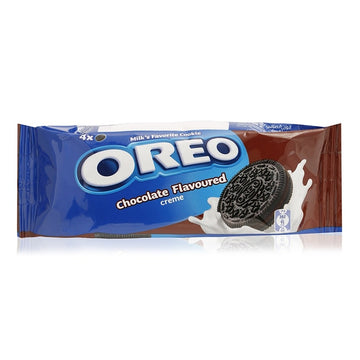 Oreo Crème Chocolate Flavored Cookies - 38 gm