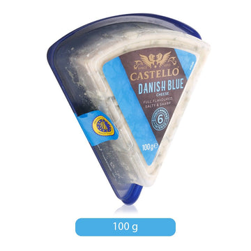 Castello Danish Blue Cheese - 100 g