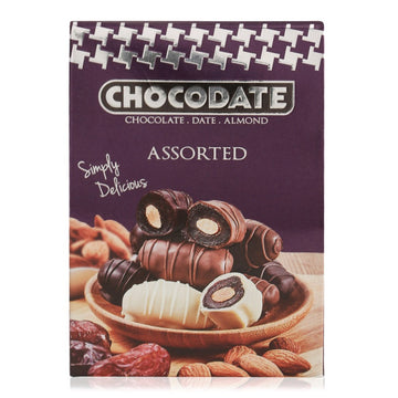 Chocodate Assorted Simply Delicious - 33 g