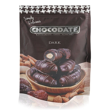 Chocodate Exclusive Dark Chocolate - 250 g