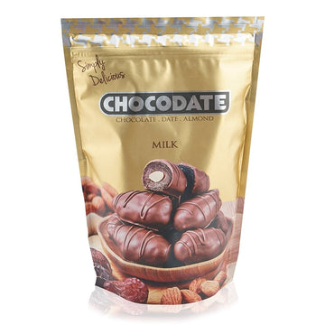 Chocodate Milk Chocolate - 250 g