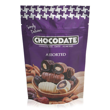 Chocodate Simply Delicious Assorted Chocolates - 100 g