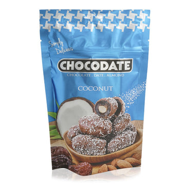 Chocodate Simply Delicious Coconut Chocolates - 100 g