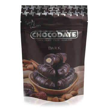 Chocodate Eclusive Chocolate Dark - 100 g