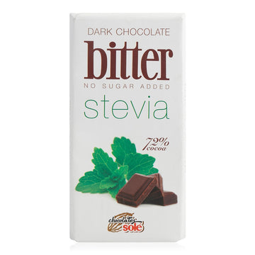 Chocolate Sole Bitter Dark Chocolate - 100 g