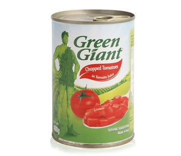 Green Giant Canned Chopped Tomatoes - 400 g