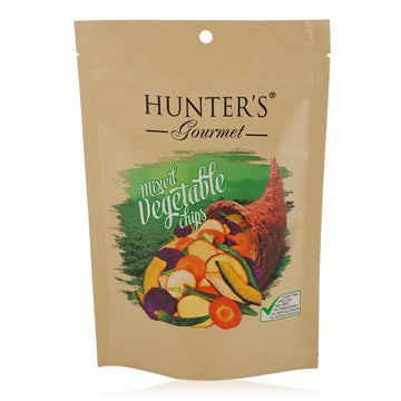 Hunter's Gourmet Mixed Vegetable Chips - 75g