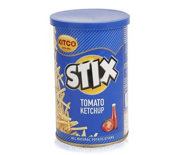 Kitco Stix Tomato Ketchup Potato Sticks - 45 g