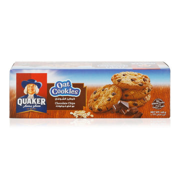 Quaker Good Start Chocolate Chips Oat Cookies - 126 g
