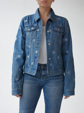 Load image into Gallery viewer, Girls, Girls, Girls Denim Jacket