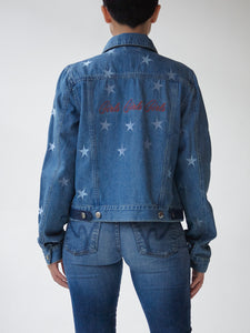 Girls, Girls, Girls Denim Jacket