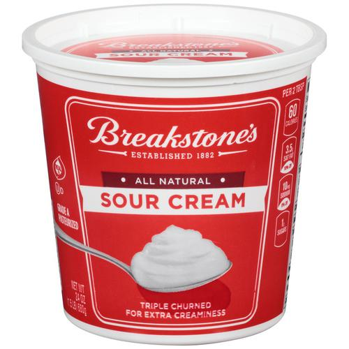 Breakstone Sour Cream (680g / 24oz) - encaja.club