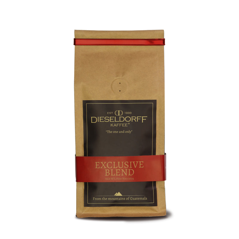 Café Exclusive Blend 'Dieseldorff Kaffee' (400g) - encaja.club