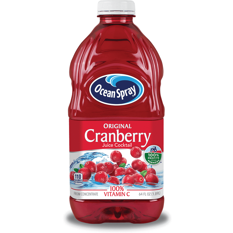 Jugo de Cranberry 'Ocean Spray'  (2.83L) - encaja.club
