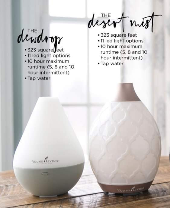 Young Living Philippines diffuser