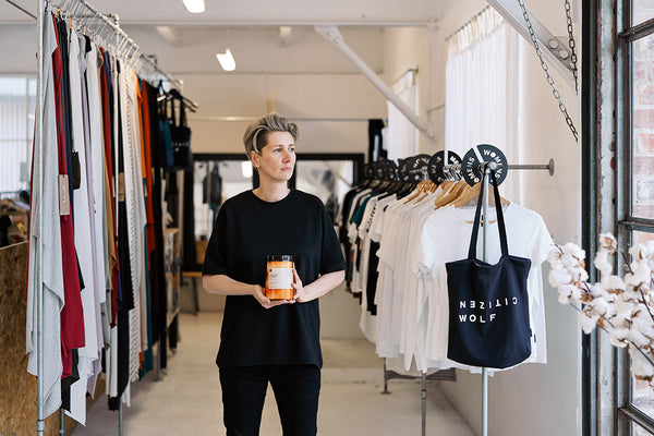 ReCo x Citizen Wolf Sydney - Plastic Free Wardrobe and Laundry