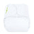 bumGenius 4.0 Pocket Diaper in White