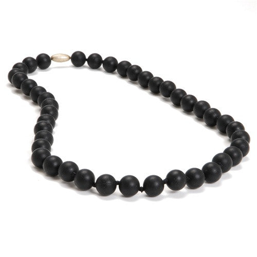 Chewbeads Jane Necklace in Black