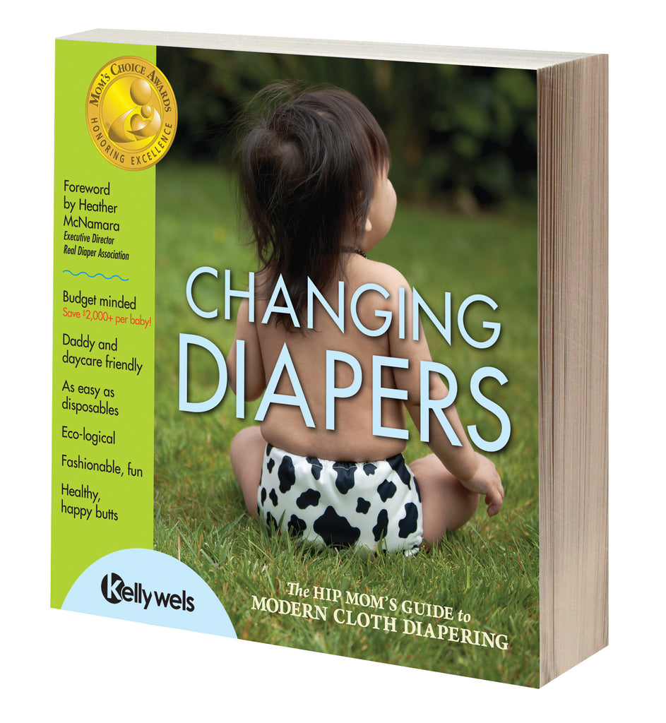 Book on cloth diapers