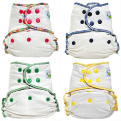 Sweet Pea Fitted Diapers on Sale