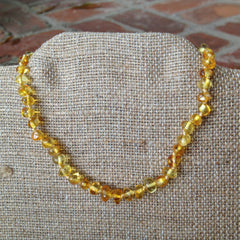 100% Baltic Amber Necklace