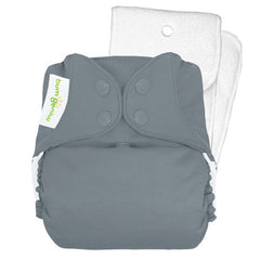 bumGenius 4.0 Pocket Diaper in Armadillo
