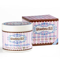 Grandma El's Diaper Rash Remedy and Prevention (3.75 oz jar)