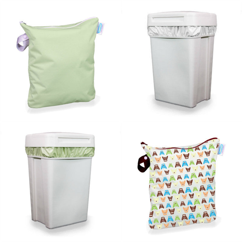 Diaper Rental Add-On: Wet Bags & Pail Liners