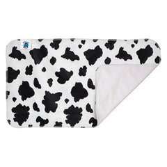 Planet Wise Waterproof Pad Moo-licious