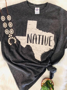 Tx Native Tee