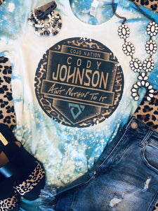 Cody Johnson Tee