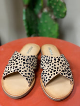 Load image into Gallery viewer, Cheetah Sandals