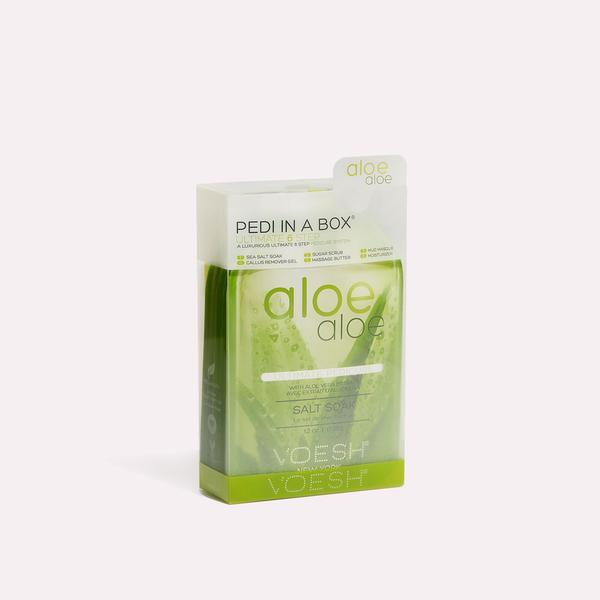 Pedi in a Box - Aloe Aloe (6 Step)