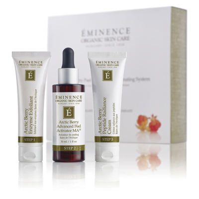 Arctic Berry Peel & Peptide Illuminating System