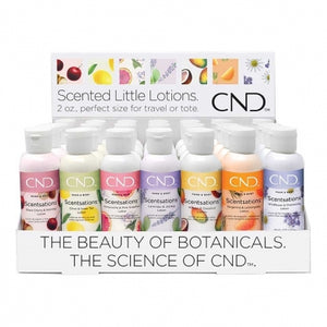 CND Scented Little Lotions 2oz