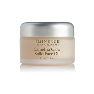 Camellia Glow Solid Face Oil -- NEW!!