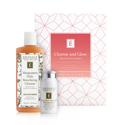 Cleanse and Glow Gift Set  *LIMITED EDITION*
