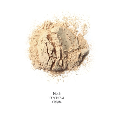 No.3 - Peaches & Cream Sun Defense Minerals